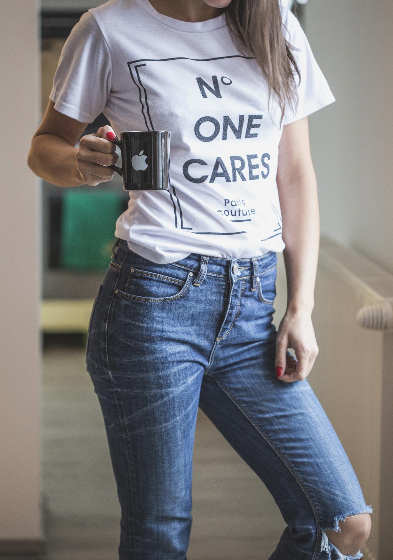 druk na koszulkach