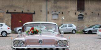 Czym jechać do ślubu